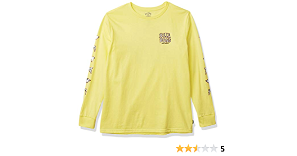 BILLABONG Jaws Long Sleeve tee Camiseta para Hombre