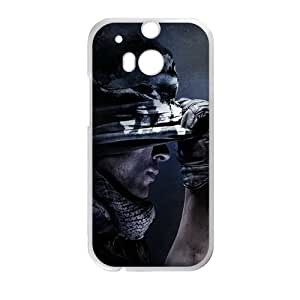 Happy call of duty Phone Case for HTC One M8