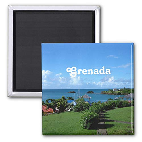 Zazzle Grenada Landscape Magnet, 2