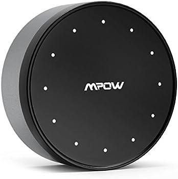 Mpow Mini Bluetooth 4.1 Audio Music Car Kits