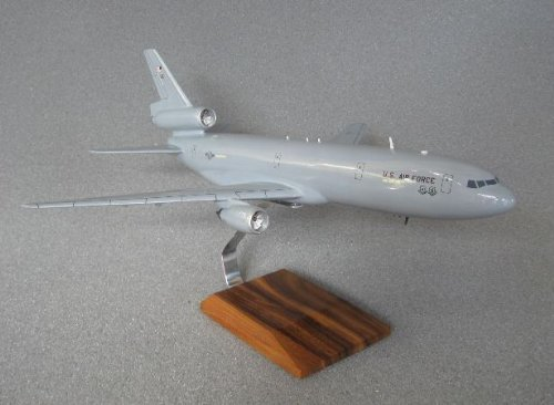 KC-10 Extender Wood Model - Kc 10 Tanker