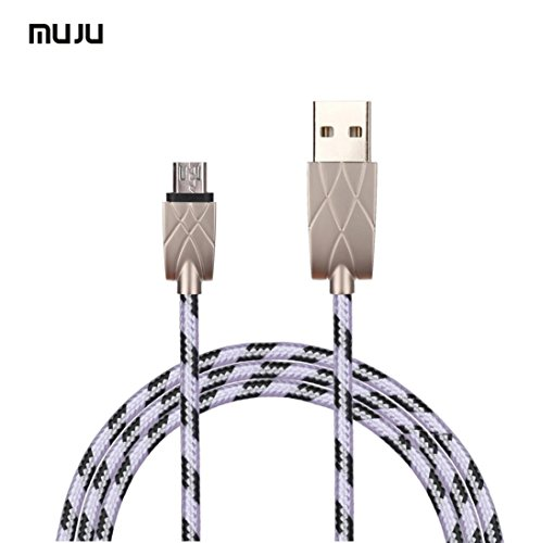 Mchoice MUJU USB Data Cable Fast Charging Micro USB Cable fo