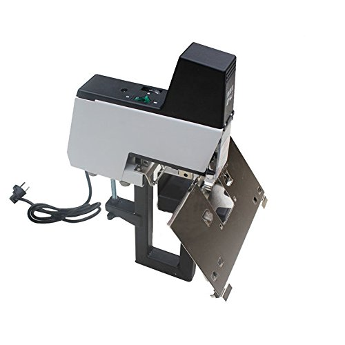 Electric Auto 106 Rapid Stapler Heavy Duty Office Binder Binding Machine Flat and Saddle Stapler 2-50 sheets 110V