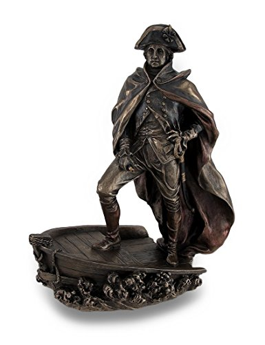 Bronze Finish George Washington Delaware Crossing ()