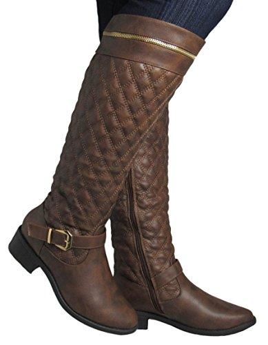 15 Brown Womens Greta Moda boots Top 4xqYHtAnw