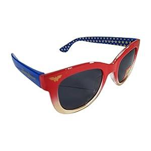 Dc Comics Wonder Woman Girls Sunglasses 100% UVA & UVB Protection