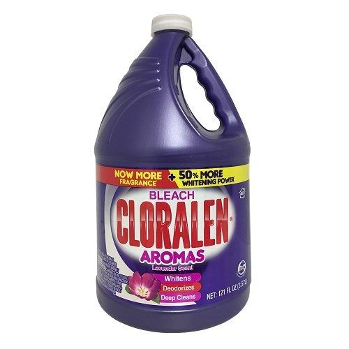 Wholesale Cloralen Bleach Aromas 121oz H.E Lavende