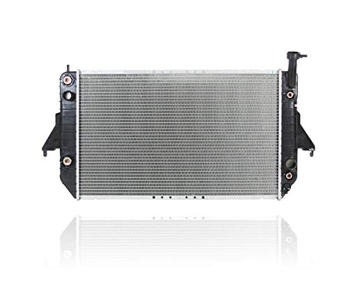 Radiator - Pacific Best Inc For/Fit 2003 Chevy Astro GMC Safari Van 6 Cylinder 4.3 Liter Automatic/Manual PT/AC (Safari Van Radiator)