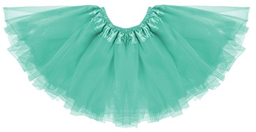 Dancina Tutu Ballerina Super Soft Dance Recital Cute Cosplay Dress up Costume 0-5 Months (Little Stars Dance Costumes)