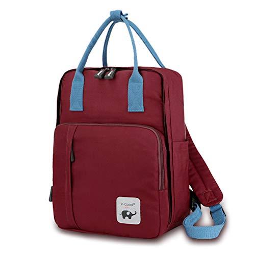 HaloVa Diaper Bag, Baby Nappy Backpack, Trendy Maternity Sho