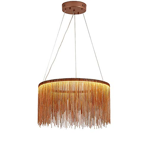 Tassel Pendant Light in US - 5