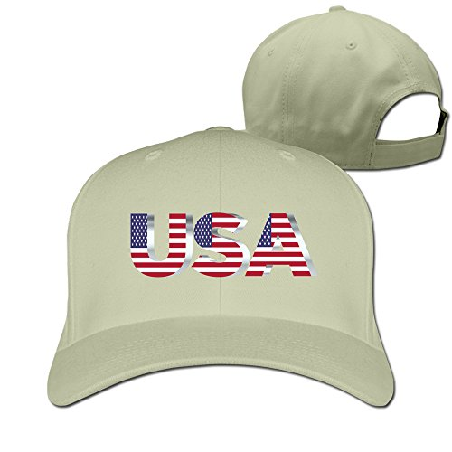Usa Flag Baseball Hats By Cnlowter