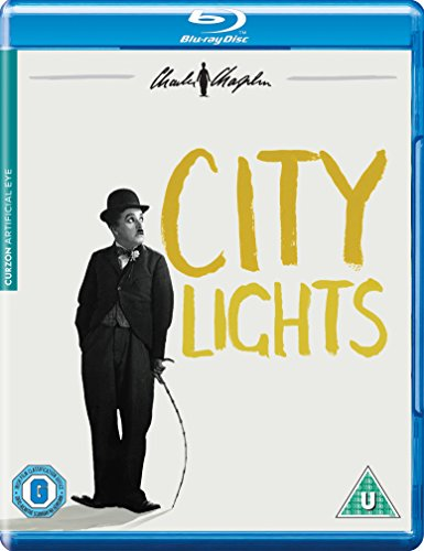 City Lights - Charlie Chaplin Blu-ray (Lights Chaplin City)
