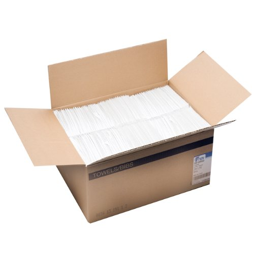 - Tidi #8101 Professional Towels 3 Ply Tissue 500/case