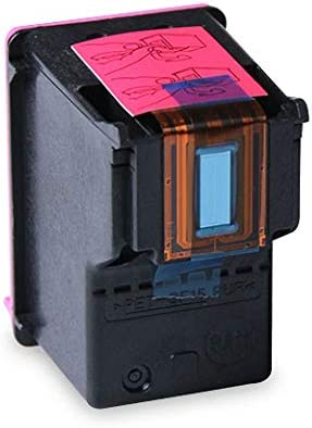Ink Cartridge Replacement for HP 302 XL HP302 HP302XL 302XL Envy 4516 4520 4522 4523 4524 Inkjet Printer 1BK+1Color