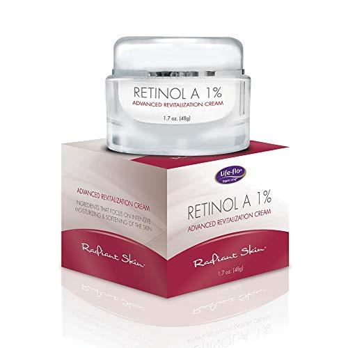 Life-Flo: Retinol A 1% Advanced Revitalization Cream, 1.7 oz