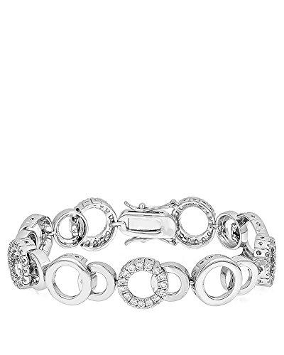 Circle Bijoux 7 Inch Bracelet By Kate Bissett from Kate Bissett