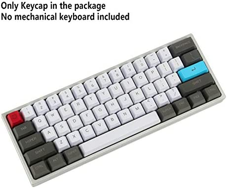 NYC Love New York City America Landscape Keycap Mechanical Keyboard PBT Gaming Upgrade Kit