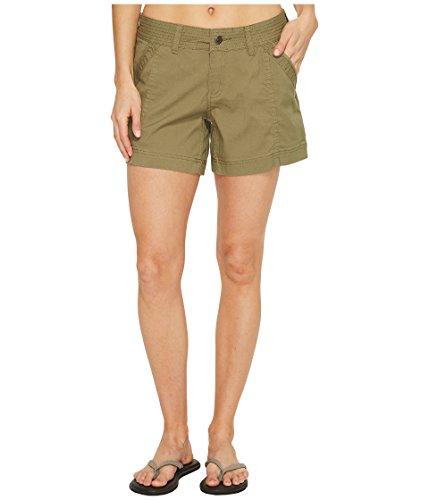 流産口コントラスト[マウンテンカーキ] Mountain Khakis レディース Camber 104 Shorts パンツ Olive Drab 2 [並行輸入品]