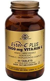 Ester C Plus 90 comprimidos 1000 mg de Solgar