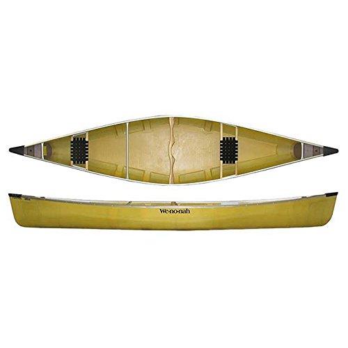 Wenonah Fisherman Tuf-Weave Canoe - Green by Wenonah
