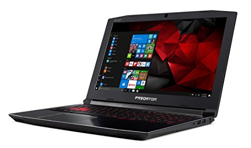 "Acer Predator Helios 300 PH315-51-53MZ - Ordenador portátil DE 15.6"" Full HD (Intel Core i5-8300H, 8 GB RAM, 1000 GB HDD, Nvidia GeForce GTX 1060, Windows 10) Negro - Teclado QWERTY Español 7"
