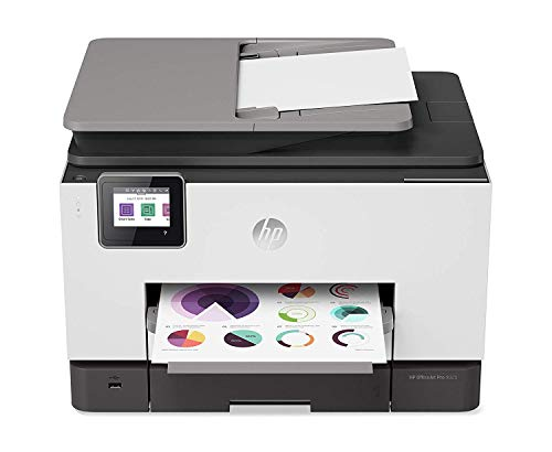 HP OfficeJet Pro 9025 All-in-One Wireless Printer, with Smart Home Office Productivity, Instant Ink & Amazon Dash Replenishment Ready (1MR66A) (Best All In One Computer For The Money)
