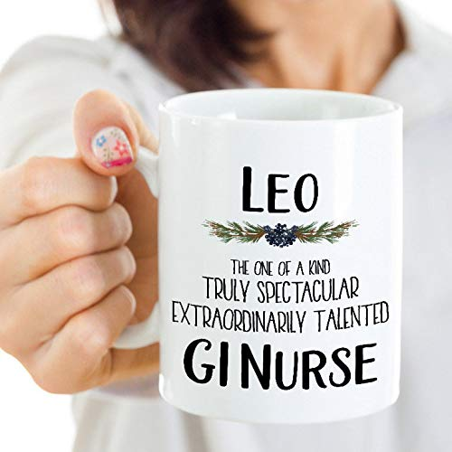 PERSONALIZED GI Nurse Mug, gift for Gastroenterology RN, Endoscopy Nurse gift idea, nurses gifts, personalized mug, gift for him, name mug
