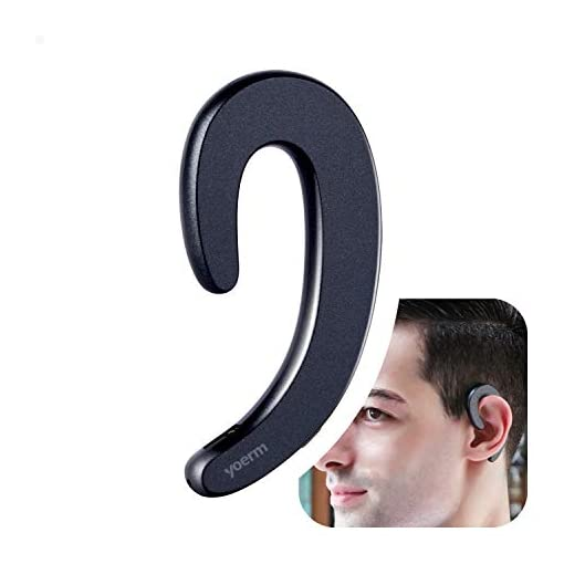 YOERM-Ear-Hook-Wireless-Headphones-Non-Ear-Plug-YR-T10