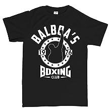 Balboa Boxing MMA Gloves Gym T Shirt