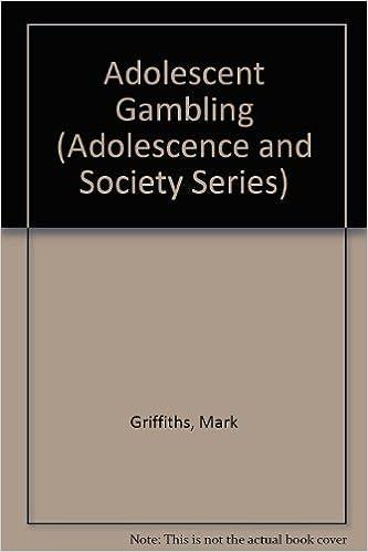 Adolescent gambling griffiths pokies ringtones