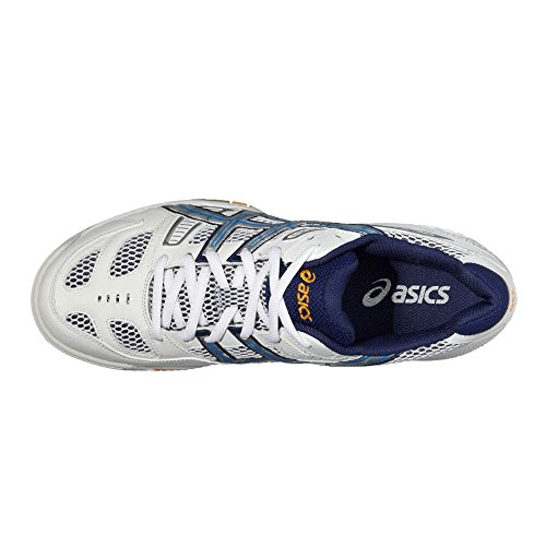Asics tactic De Navy Chaussures Gel Homme Fitness Blue Bwrtwq