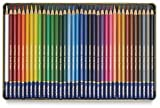 Fantasia Premium Colored Pencil Set, 36 Piece