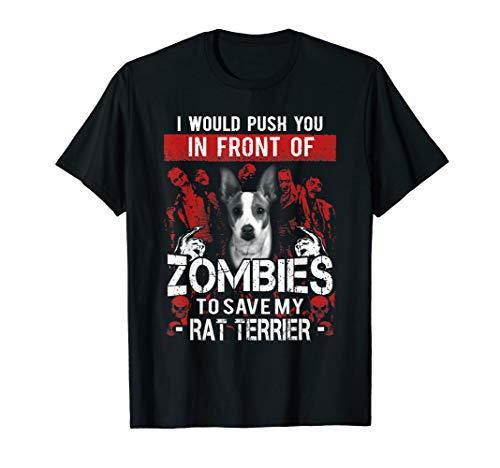 (Rat Terrier Lover T-shirt - Halloween Gift)