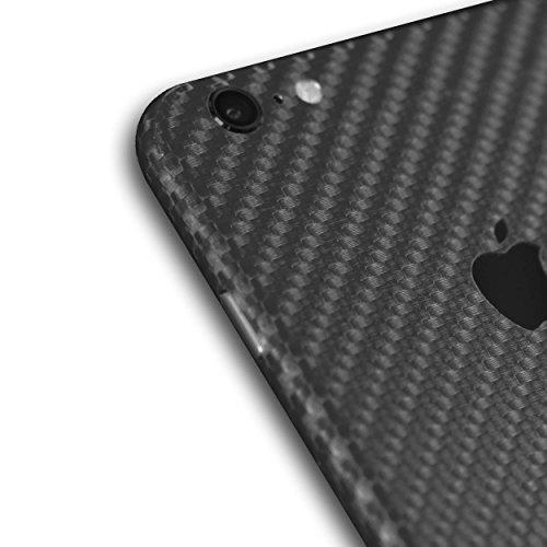 appskins posteriore iPhone 6S Plus Carbon Grey