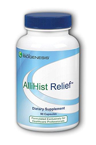 BioGenesis - AlliHist Relief 90 - Relief Caps 90