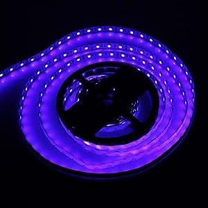 Ledtcx 5M 72W 300x5050SMD RGB Light LED Strip Lamp (DC 12V)