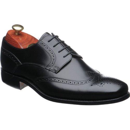 Barker Shoes - Zapatos de cordones de Piel para hombre marrón nogal, color marrón, talla 6.5 UK