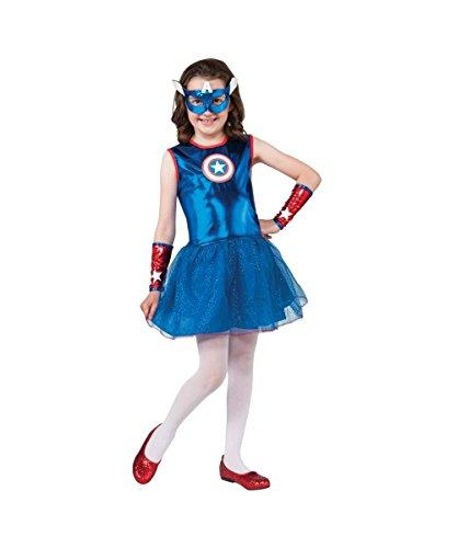 Captain America Superhero Halloween Costume product image