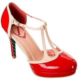 Cutie02bppt Y De Pleaser Mujer Tacón Zapatos Amazon es dU7OxqCwO