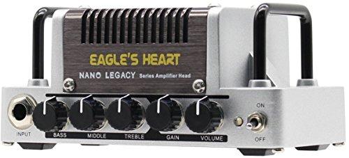 Hotone NLA-9 Eagle's Heart ENGL Savage 120 5-watt Mini (Heart Eagle Head)