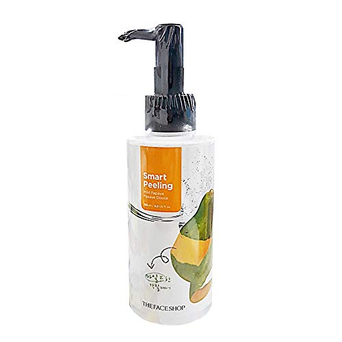 The Face Shop - Smart Peeling Mild Papaya Peeling for men and woman - Cleansers & Exfoliators - Facial Care - Peel off for dry/sensitvie / oily/normal Skin - Skin Care