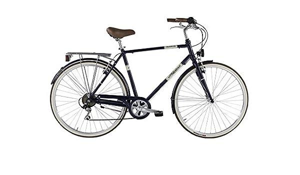 Bicicleta urbana 500 Miglia de Alpina, para hombre, 28 pulgadas ...