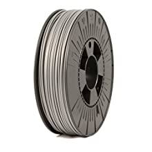 ICE Filaments ICEFIL3PLA133 filamento PLA,2.85mm, 0.75 kg, Sparkling Silver
