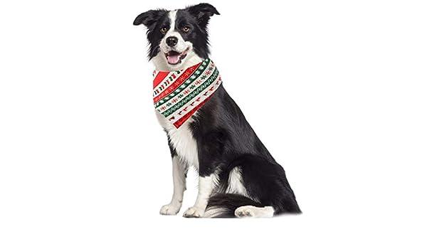 Longra - Arnés Estampado para Perro, suéter navideño para Perros ...