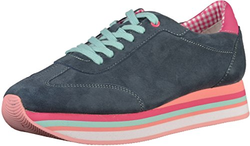 Mellow Yellow DALILY Womens Sneakers Navy