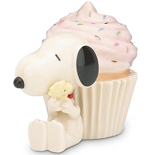 Lenox Snoopy's Celebration Cupcake ()