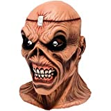 Iron Maiden Men's Iron Maiden Mask Brown