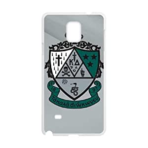 Kappa Delta Samsung Galaxy Note 4 Cell Phone Case White&Phone Accessory STC_183575