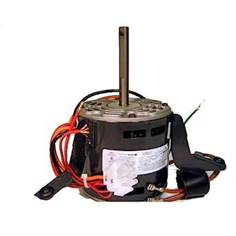 60l2201 lennox oem replacement furnace blower motor 1 2 for Lennox furnace motor price